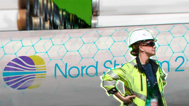Строительство «Северного потока— 2» может продолжиться в водах ФРГ
