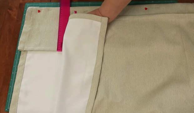 Достойное применение остаткам ткани — декоративные наволочки с витражами