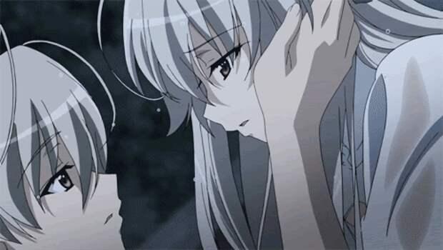 Топ 5 романтических аниме. Часть #6.6
