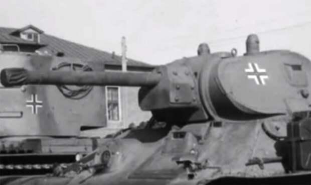 Почему в Вермахте неохотно использовали трофейные советские танки
