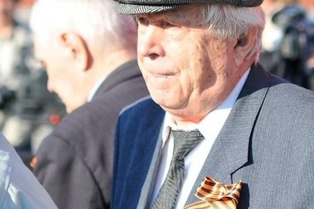 94-летний ветеран остался без приглашения на парад в День Победы в Чите