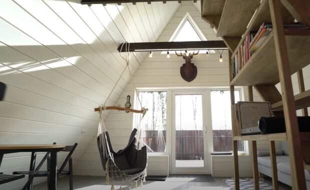 Три необычных домика в Подмосковье, которые вдохновят вас на строительство