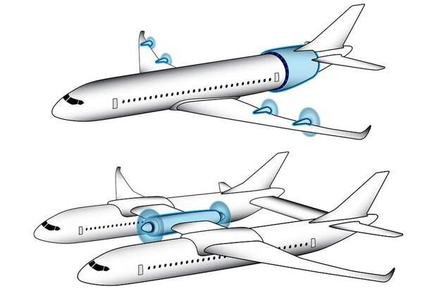 Потенциальные разработки Safran в визуализации Aviation Week and Space Technology