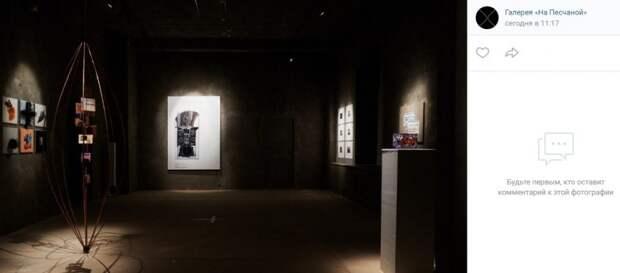Организатор выставки в галерее «На Песчаной» проведет экскурсию для посетителей