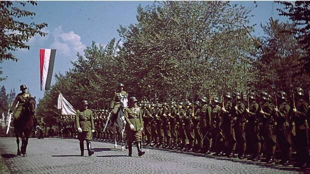 Венгрия во Второй мировой войне