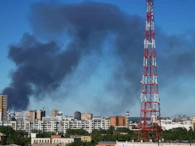 Что взорвалось в Новосибирске 14 июня: подробности