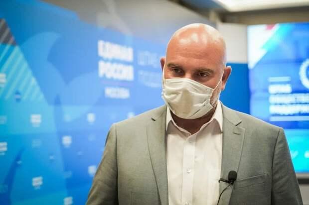 Баженов счёл эффективными новые меры безопасности оборота личных данных. Фото: Максим Манюров