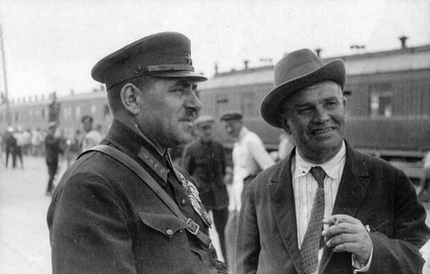 Спасенные фото 1938-40 гг. из Уссурийска