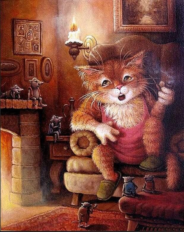 художник Александр Маскаев картины – 10