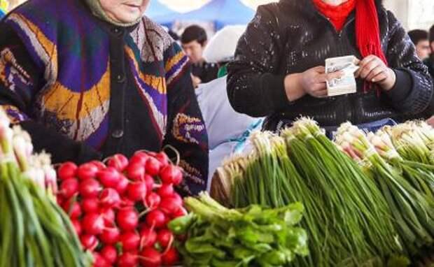 Москва ставит рекорды — щавель продают по 700 рублей за кило, дороже мяса