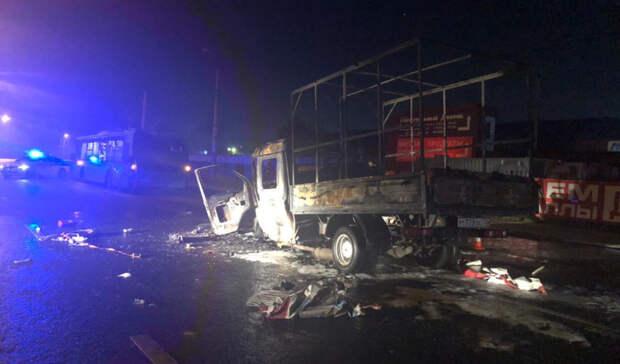 Устроивший смертельную аварию вТюмени водитель «Газели» был сильно пьян