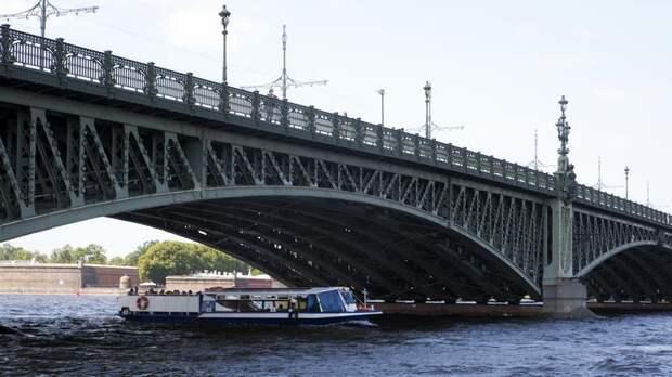 Петербург побил 116-летний температурный рекорд