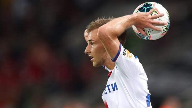 Кучаев полноценно работает в общей группе ЦСКА