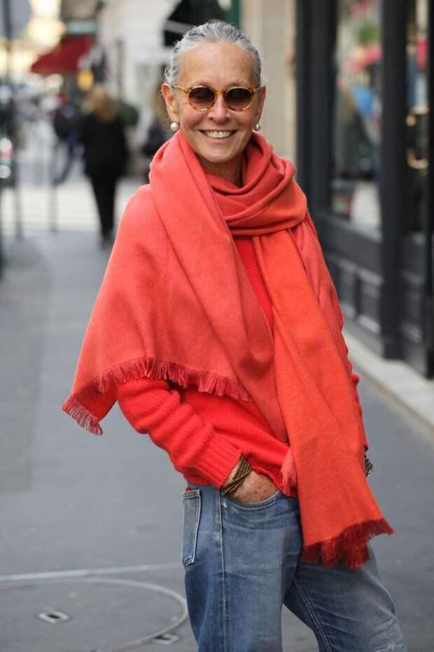 Осенний гардероб 2021: выбор женщины элегантного возраста