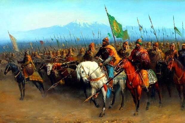 Владимир Шишов. Завоеватель мира против Молниеносного султана