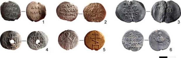 В Новгороде найдена печать посадника-реформатора XIV века