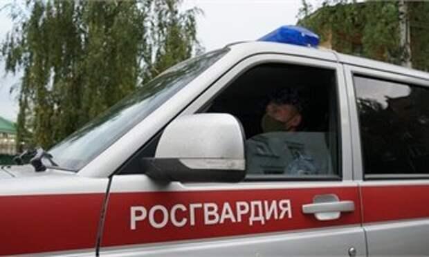 Кировские росгвардейцы задержали по горячим следам парней, разбушевавшихся в магазине