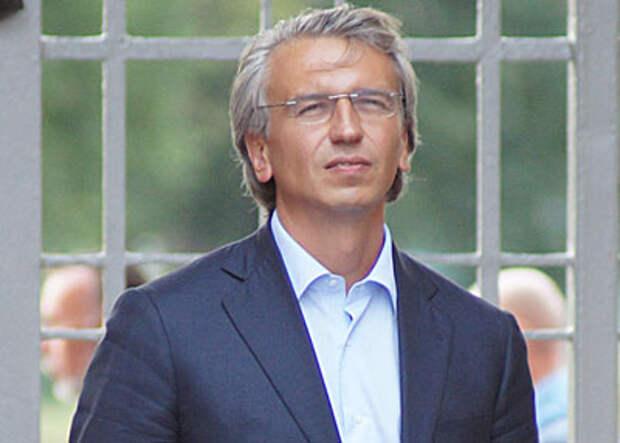 «Об этом даже никто не думал»… Дюков о кандидатурах Алаева и Митрофанова  на пост главы РПЛ