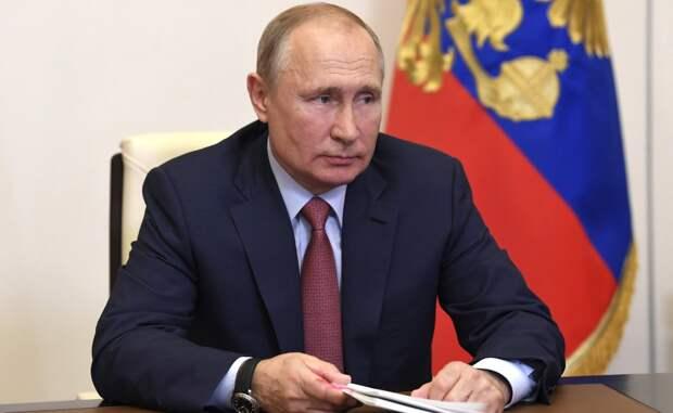 «Кто так обзывается, тот сам так называется», - Путин заочно ответил Байдену