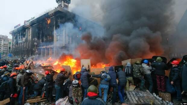 Истерика вокруг расследования событий на Майдане в 2014 году