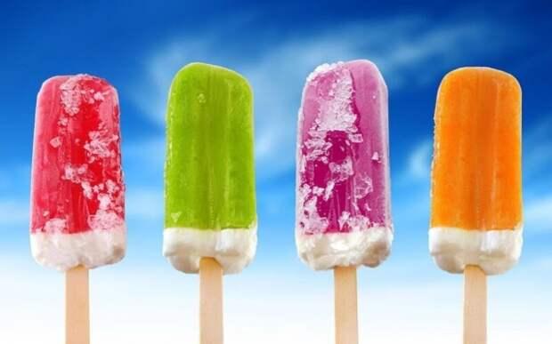Порция занимательных фактов о мороженом