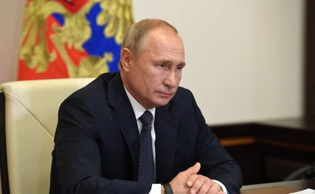 Путин прокомментировал расследование о Навальном