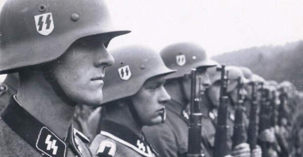 Войска SS - самый кровавый инструмент своего хозяина