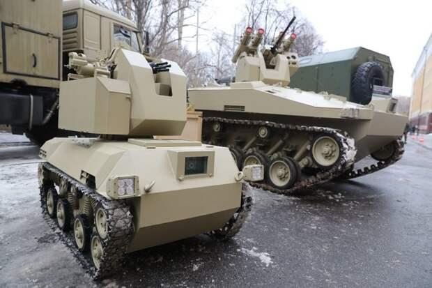 Реальное сражение между танками и боевыми роботами пройдёт в Нижнем Тагиле