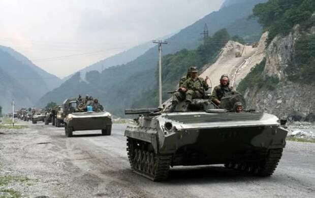 Российские войска не нарушали права человека в Южной Осетии – ЕСПЧ осадил Грузию