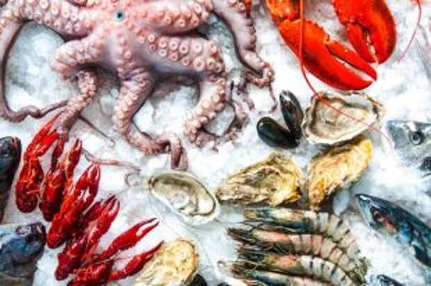 Не только креветки. Какие морепродукты нужно есть и чем они полезны