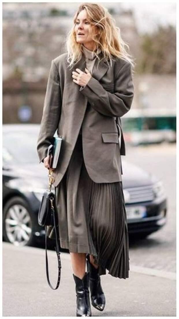 С чем носить пиджак в мужском стиле осенью: примеры, фото, идеи