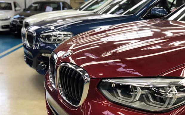 В России начали собирать еще одну модель BMW