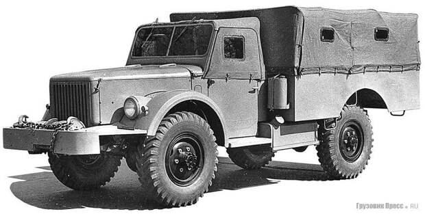 ГАЗ-62 автомобили, газ, фоторепортаж