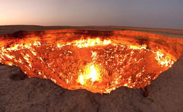 12 завораживающих чудес геологии нашей планеты