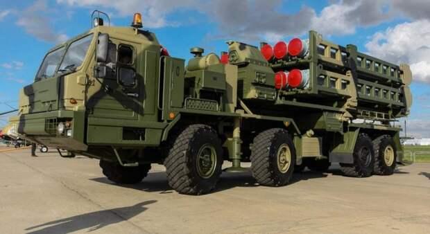Польша нарывается, а Россия готовит новые ЗРК С-350 «Витязь» нато, польша, прибалтика