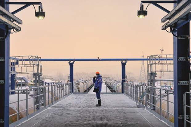 На фотографии: линейная производственно-диспетчерская станция Сокур (АО Транснефть – Западная Сибирь)