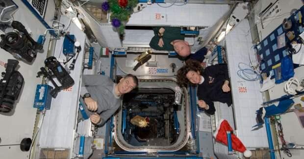 Секс в космосе 8