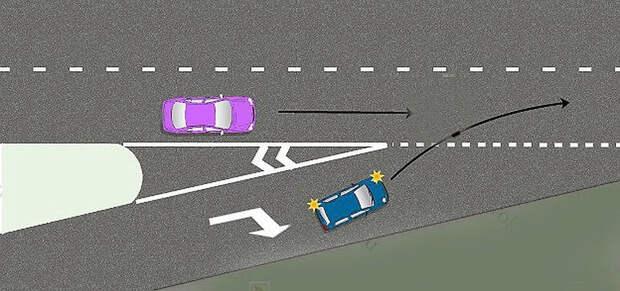 Кто должен уступать дорогу при выезде на трассу? Ответ инспектора ГИБДД