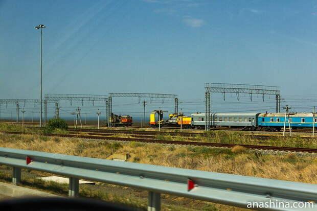 Железнодорожный ход