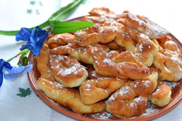 Пышки на кефире: идеальное лакомство на завтрак или полдник