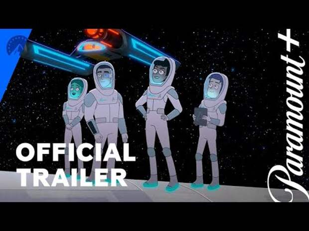 The Canon Downbeat: Comic-Con @ Home presents Star Trek: Lower Decks Season 2 with Its Official Trailer!