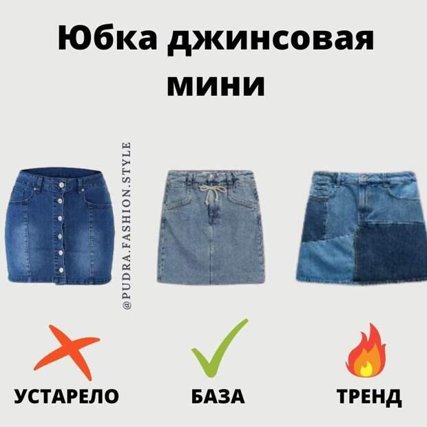 18 стильных юбок на осень