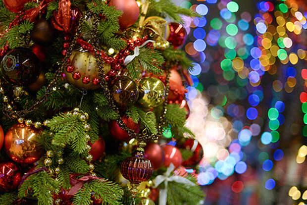 10 способов украсить елку всем на зависть