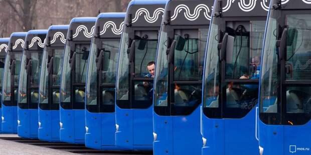 Автобусы большей вместимости будут курсировать по маршруту №451