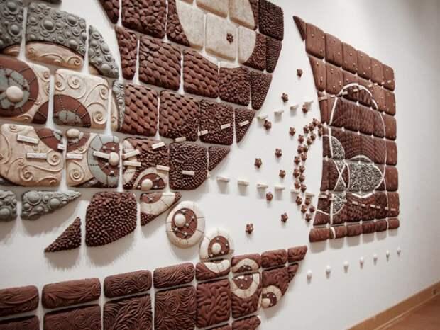 керамика художник Chris Gryder - 02