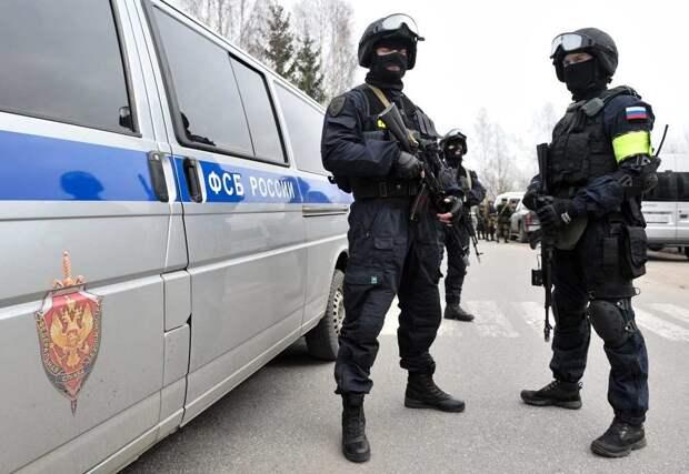 ФСБ предотвратила теракт в Хабаровске — кадры задержания