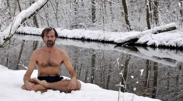 7. Ледяной человек – Вим Хоф интересное, суперспособности, факты интересное