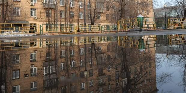 Лужа во дворе на улице 8 Марта исчезнет навсегда в октябре