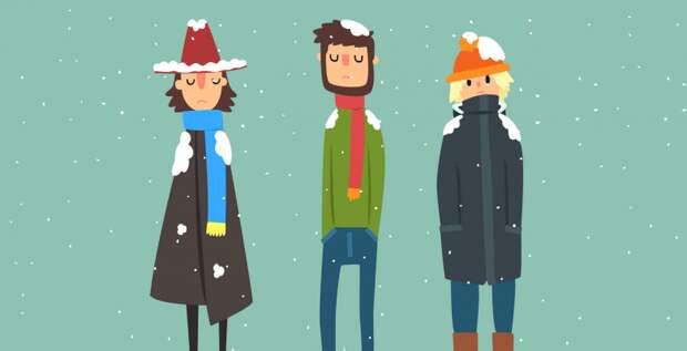 Правда ли, что от холода может заболеть спина?