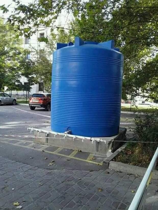 Катастрофическая ситуация с водоснабжением Крыма: Что предпримет Россия?